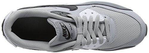 Max Grey Mesh Multicolore Homme Nike 024 Air wolf Basses white Grey gs cool black 90 Sneakers 4qwvxwA5