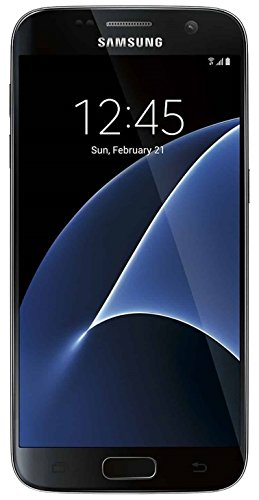 Samsung Galaxy S7 Edge G935A 32GB Black - Unlocked GSM (Renewed)