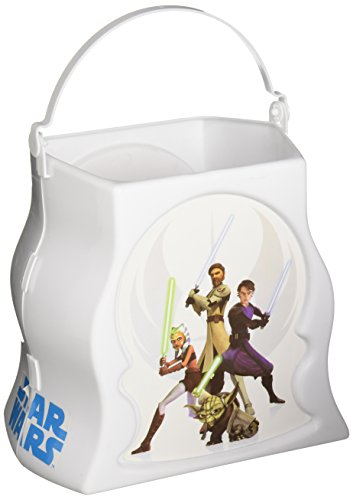 [Rubie's Costume Co Clonewars Trick/Treat Pail Costume] (Trick Or Treat Costumes For Kids)