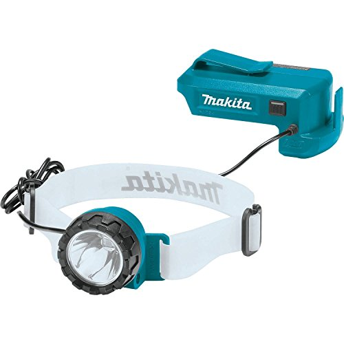 - Makita DML800 18V LXT Lithium-Ion Cordless LED Headlamp Only