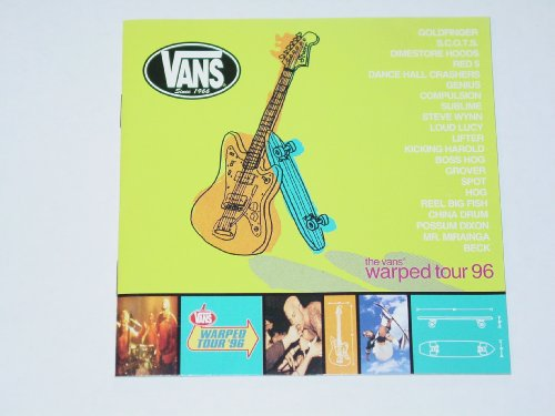 VANS Warped Tour 1996