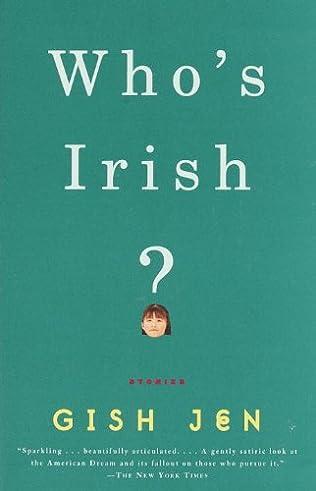 book cover of Who\'s Irish?