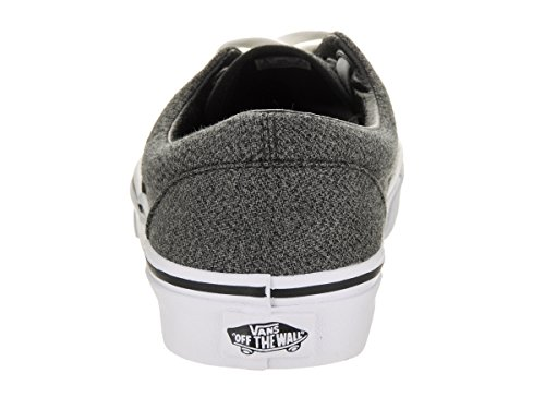 Vans Unisex Classic Adulto White Zapatillas Negro Era Blanco True Black Canvas IrrCqFRw