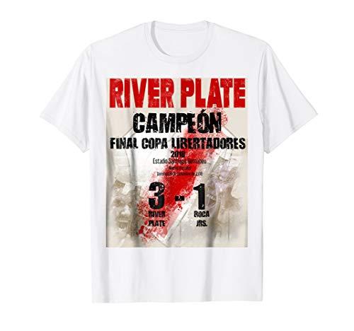 River Plate champion Final Copa Libertadores tshirt