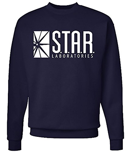 star-laboratories-star-labs-sweatshirt-sweater-crew-neck-pullover-unisex-premium-print-youth-sizing-