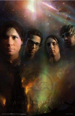 Angels And Airwaves Poster Band Shot Blink 182 Blink182 Blink-182 & Air Waves