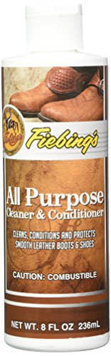 (All Purpose Boot Cleaner & Conditioner, 8 oz)