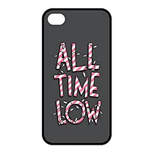 iPhone 4/4S Case - All Time Low Designed by WCA