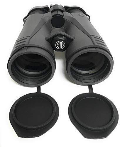 Sig Sauer SOZ71201 Zulu7 Binocular 12X50MM, Hdx Lens, Open Bridge