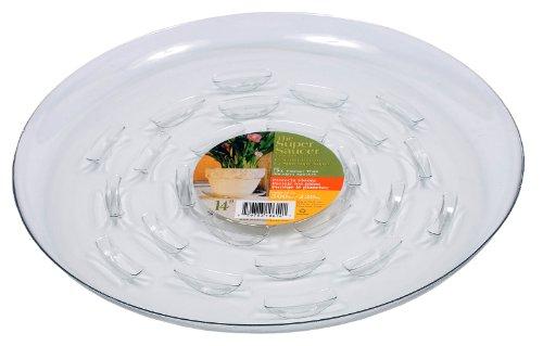 Plastec Industries SS014 Super Saucer Protective Plant Saucer