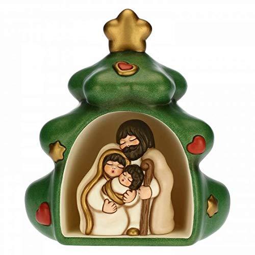 THUN - Mini Presepe Completo in Albero di Natale 1