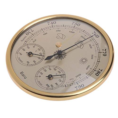 Buy airguide instrument barometer thermometer