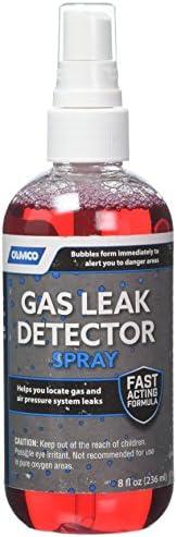 Camco 10324 RV Gas Leak Detector with Sprayer - 8 oz - 0719.1003