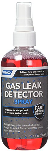 Camco 10324 Gas Leak Detector with Sprayer - 8 oz
