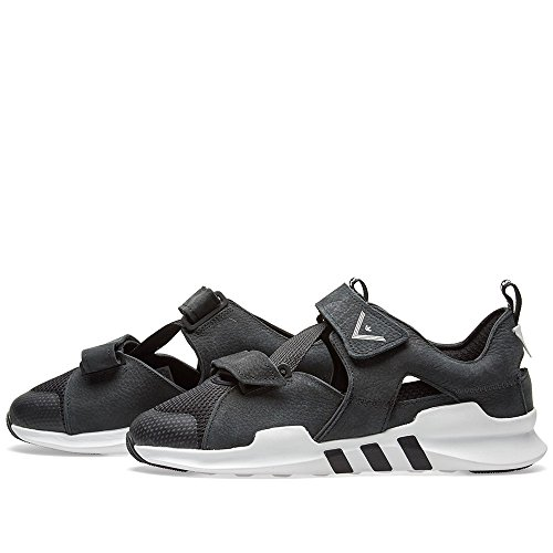 Sandalo Uomo Adidas Bianco Alpinismo Nero Bb2741 Nero