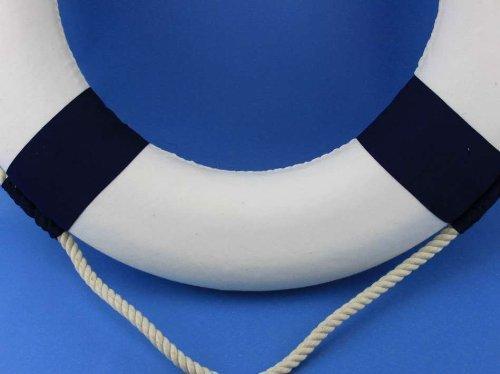 Hampton Nautical Lifering, 20'', Blue by Hampton Nautical (Image #2)