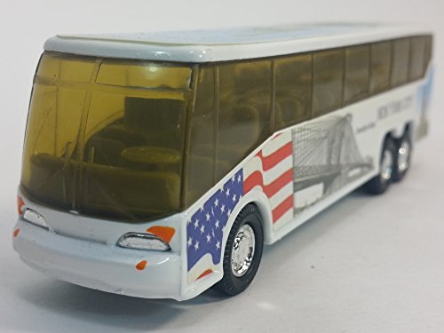 NYC Coach Bus Statue Of Liberty/Bklyn Bridge New York City 6