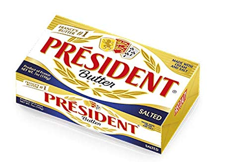 (Beurre President - First Quality Bar - Salted (0.46 pound))