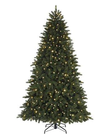 innovative design da732 3ab0f 7.5' TC Hampton Hills Spruce Artificial Christmas Tree ...