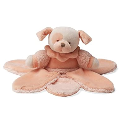 """GUND Tangerine Petal Blanket 9"""" Plush: Toys & Games"""