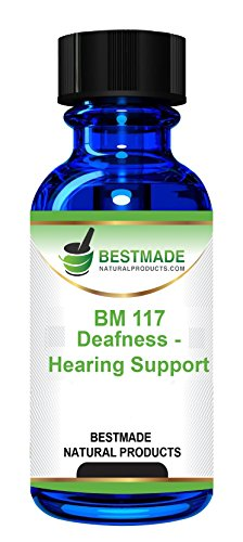Deafness-Hearing Support Natural Remedy (BM117)