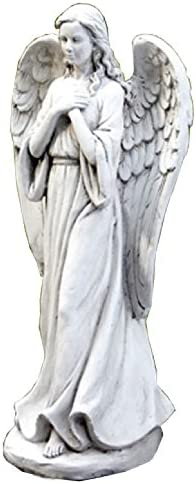 Napco Peaceful Angel Garden Statue