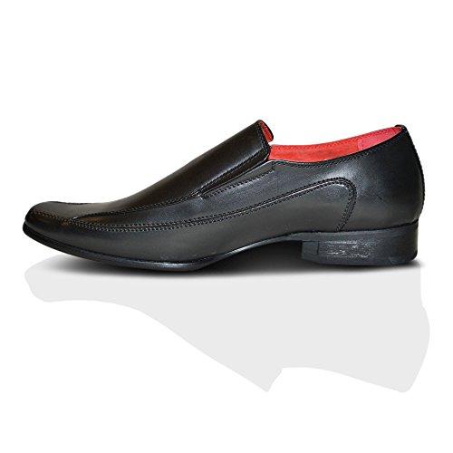Negro hombre Xelay Mate cordones botas sin wqqZIz4tx