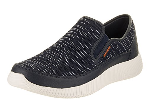 Skechers Mens Depth Charge Casual Shoe Navy