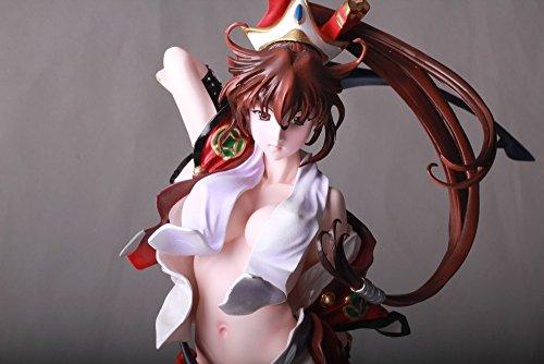 1:4 Sexy naked women dolls japanese anime sex dolls KOEI TECMO Sengoku rance gk Action Figure Model Collection Toy