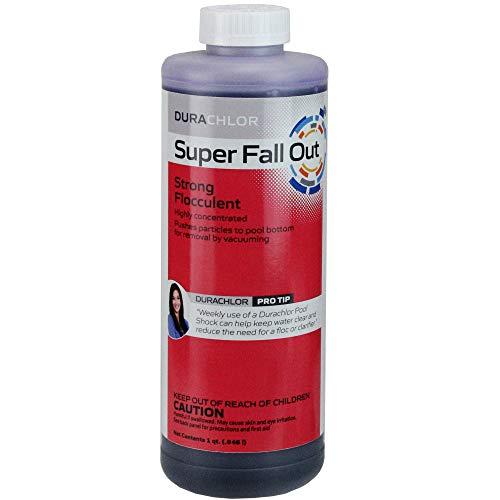 Haviland Durachlor Super Fall Out Flocculent Concentrate 1 - Clarifier Water Out