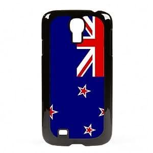 Case Fun Samsung Galaxy S4 (I9500) Vogue Case - Flag of New Zealand hjbrhga1544