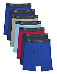 Fruit of the Loom Mens Coolzone Boxer Briefs Underwear