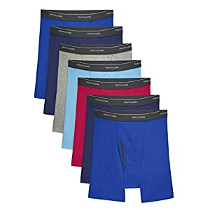 Fruit of the Loom Men's Coolzone Boxer Briefs (Assorted Colors)
