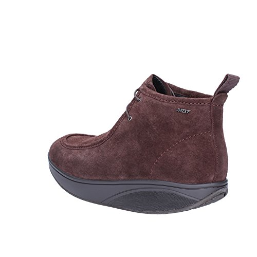 marron marron 42 pour Baskets MBT EU homme qItAgw