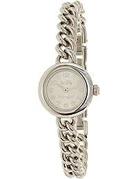 Coach Women's Waverly 14000054 Silver Stainless-Steel Quartz Watch