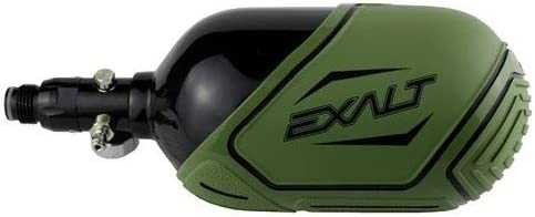 Exalt Tank Cover Small Fits 45//50ci Black//Lime//White