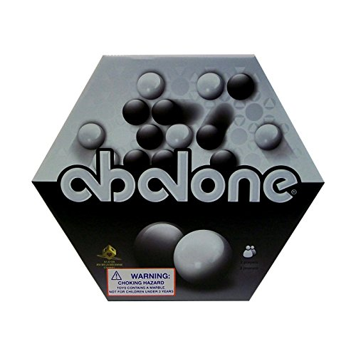 University Games Abalone Marble Strategy Game