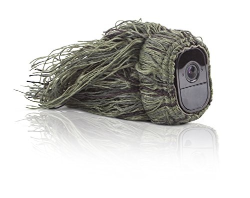 Best Ghillie Suit Camos - Wasserstein Ghillie Skin Compatible with Arlo