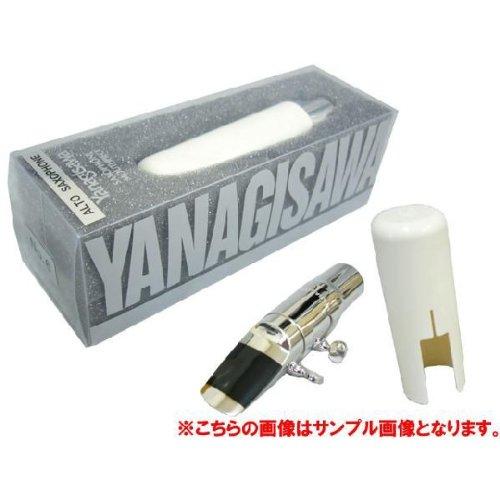 ヤナギサワ YANAGISAWA アルトサックス マウスピース メタル #5 B00D0GQZR8