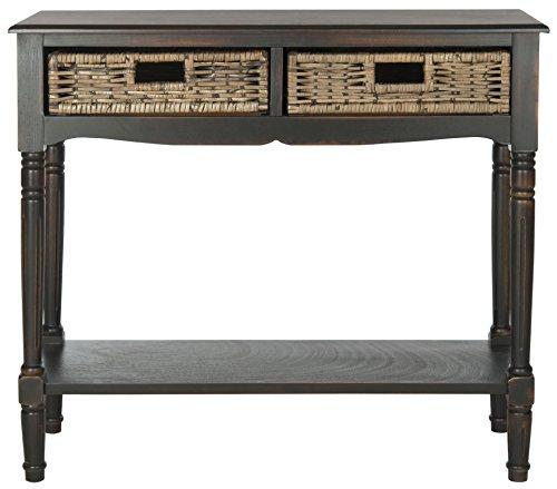 Safavieh American Homes Collection Corbin Brown Console Table