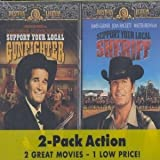 Action Two-Pack (Support Your Local Gunfighter / Support Your Local Sheriff)