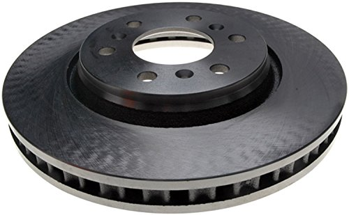 ACDelco 18A2349A Advantage Non-Coated Front Disc Brake Rotor