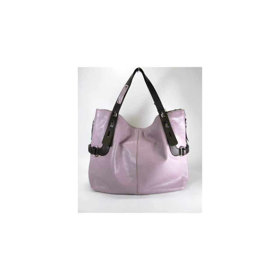 Francesco Biasia All in 1 Large Leather Tote (Powder)