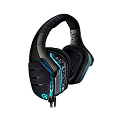 Logitech 981-000605 G633 Gaming Headset, Artemis Spectrum Pro Wired, 7.1 Dolby Surround Sound for PC, Xbox One and PS4…
