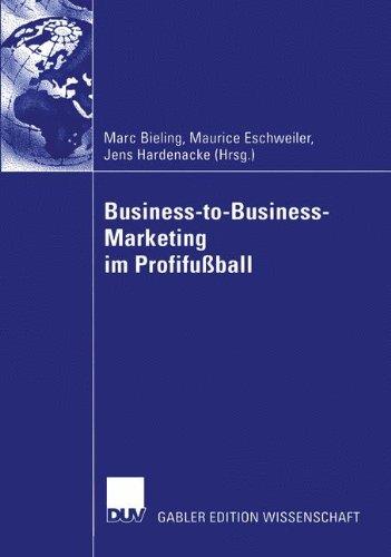 Business-to-Business-Marketing im Profifußball