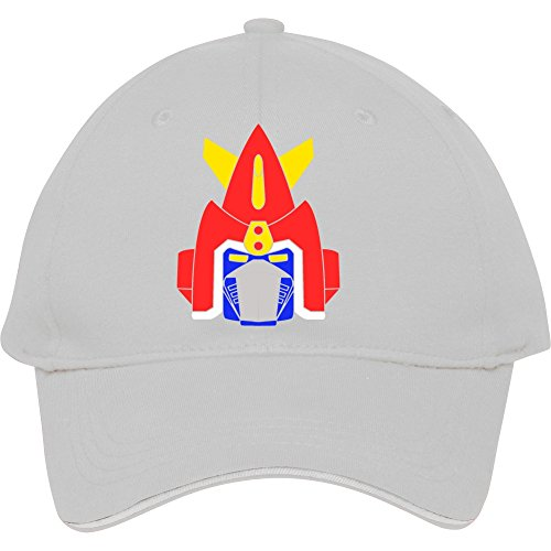 7b71576a2bd New Male female Voltes V Face Adjustable Snapback Baseball Hat Cap Cotton -  Buy Online in UAE.