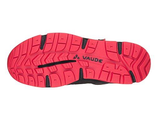 VAUDE Kids Rascal Cpx II, Zapatillas De Deporte Para Exterior Para Niños Negro