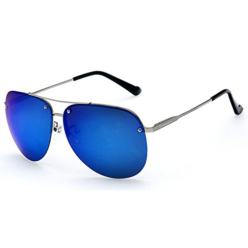 My.Monkey Fashion Uv protection Sunglasses with Polarized Lenses For Man And Women - Glases Rimless