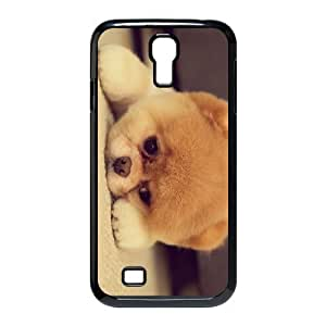 Cool PaintingFashion Cell phone case Of Pomeranian Bumper Plastic Hard Case For Samsung Galaxy S4 i9500