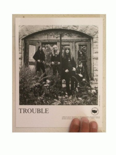 Trouble Press Kit Photo Wagner Wartell Franklin Stern Holzner